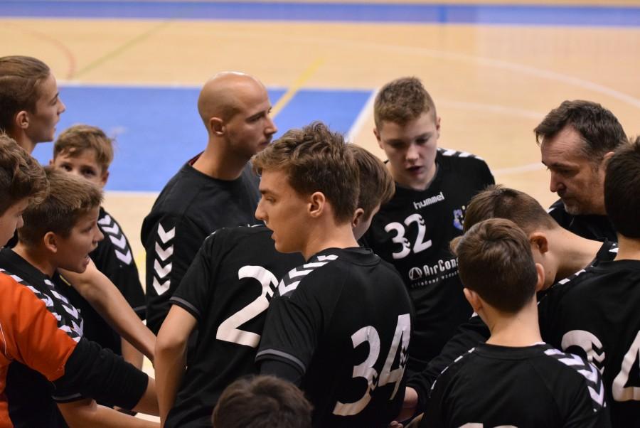 VÝSLEDKY: Štvrté miesto starších žiakov na majstrovstvách Slovenska