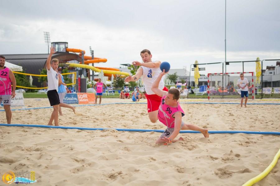Bratislava hostí v sobotu majstrovstvá Slovenska v plážovej hádzanej