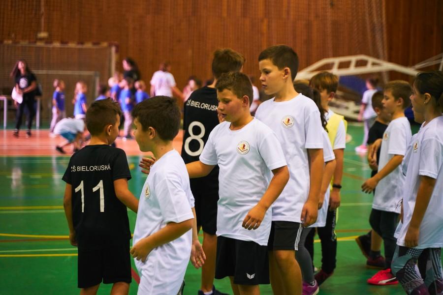 Súťaživosť a zábava na ďalšom turnaji Športom za duševné zdravie detí