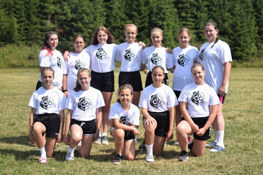Mladé trénerky rozvíjajú talent našich dievčat