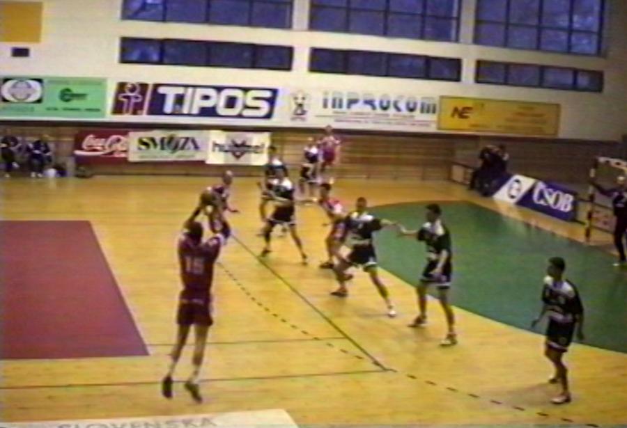 Pred 21 rokmi sme porazili Prešov a postúpili do finále