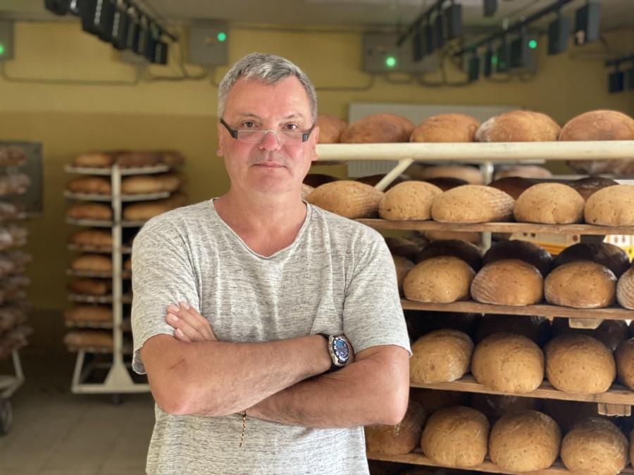 """Recept na úspech od majiteľa úspešnej pekárne: """"hádzaná"""""""