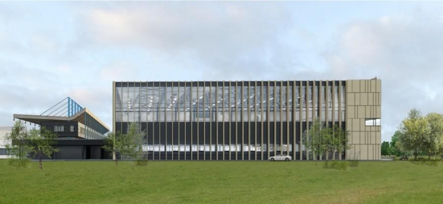 V Dúbravke vyrastie moderná hala! Nájde ŠKP nový domov?