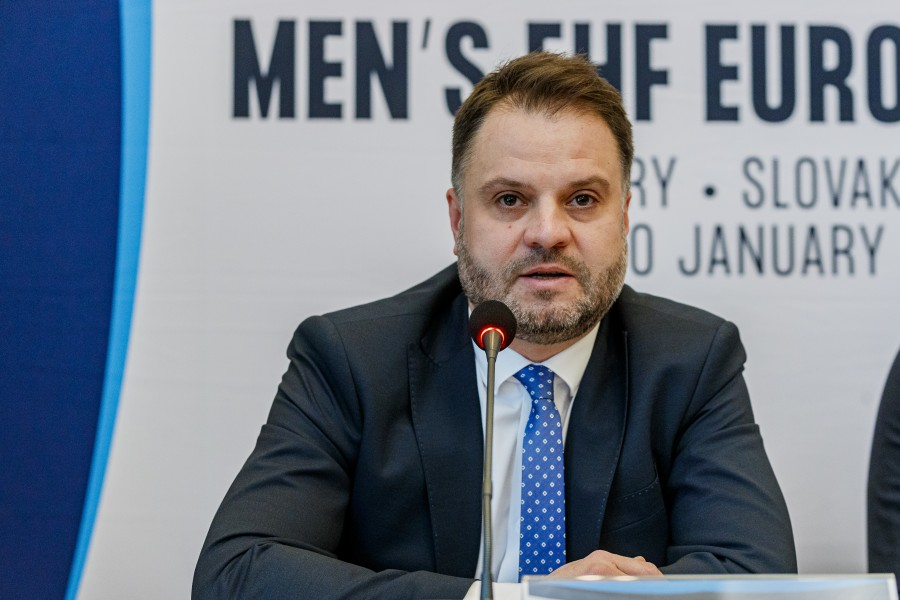 O organizáciu ME 2022 sa stará bývalý novinár a hráč ŠKP