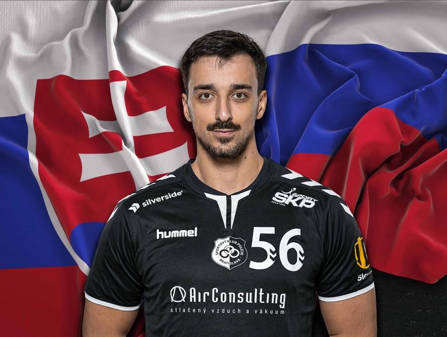 V nominácii na prvé zápasy Euro Cupu v Bratislave aj spojka z ŠKP!