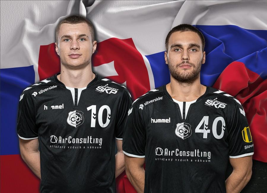 Dvaja hráči z ŠKP v širšej nominácii na Euro Cup